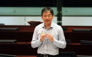 医学界议员梁家骝继续呼吁政府应该将具争议性的条文搁置。(大纪元资料图片)