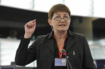 歐洲議會議員科妮莉亞•恩斯特博士(Dr. Cornelia Ernst)