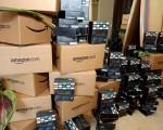 7月12日,亞馬遜推出第二屆會員減價日年度促銷活動「Prime Day」。(Rachel Murray/Getty Images for Amazon)