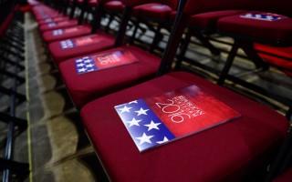 共和党党纲纳入对台六项保证 川普阵营支持