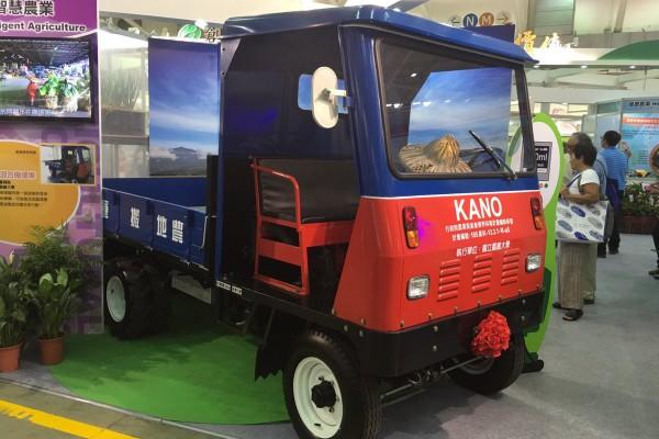 台智慧农业4.0 农机补缺工又增产值