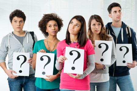 对美国大学生来说,选择主修科系是人生历程中一个很重要的决定。(Fotolia)