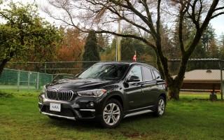 车评:入豪门 2016 BMW X1 xDrive28i