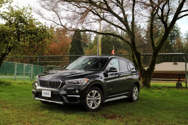2016 BMW X1 xDrive28i。〈李奥/大纪元〉