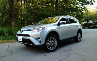 车评:Hybrid新成员 2016 Toyota RAV4 Hybrid