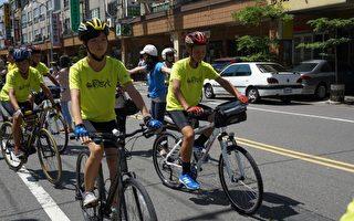 学习坚持 家扶少年挑战单车环台