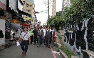 台中市政府经逢甲校方同意,将规划文华路自逢甲路至和成巷路段,由3公尺拓宽为12公尺。(台中市政府提供)
