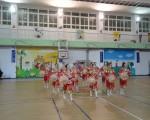 枫香舞蹈团受邀今年中元祭的开幕表演,精彩预演备受肯定。(陈秀媛/大纪元)