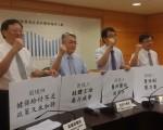 台湾胸腔暨重症加护医学会呼吁政府,重视重症医疗资源,别让未来人力断层成真。(简源良/大纪元)