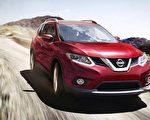 2016款日产Nissan Rogue跨界车SUV。(商家提供)