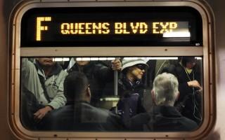 自從MTA宣佈F車快線將延長到布碌崙以後,社區希望知道具體的計劃。 (Allison Joyce/Getty Images)