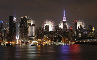 纽约梅西焰火秀将上演 回归爱国主题