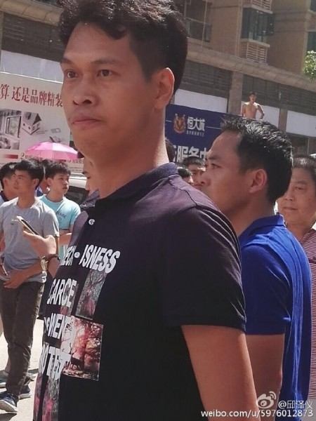 7月3日,广东潮州市湘桥区桥东恒大城业主在维权过程中与开发商雇佣的黑社会人员爆发冲突,一名医生业主被当场打死。(网络图片)