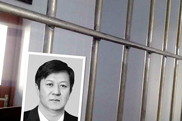 4月16日,河北省政法委书记张越被调查。(大纪元合成图)