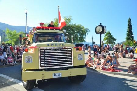 哈里森温泉度假胜地每年举办许多活动。(哈里森市旅游局提供)
