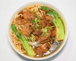 迦南廚坊 招牌紅燒牛肉麵