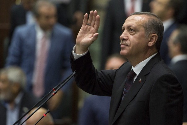 美媒:土国总统以政变为由 扼杀民主制
