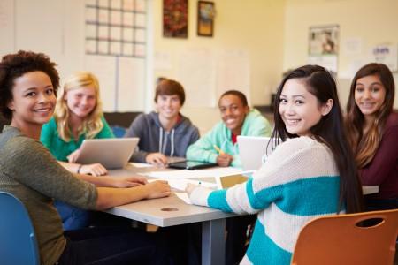 图:据统计,新州公立学校学生在家里使用的语言超过165种。除英语外,母语为西班牙语、中文、阿拉伯语、古吉拉特语、韩国语等的人数最多。(Fotolia图片)