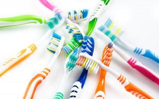 牙刷是細菌滋生的溫床。(fotolia)