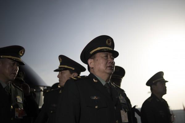 """军队司法现""""垂直领导"""" 习为打军虎筑基"""