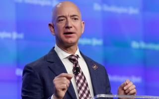 亚马逊CEO贝索斯超巴菲特 成全球第三富
