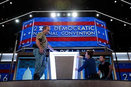 电邮风暴中登场 美民主党大会几大看点