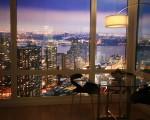 紐約一間豪華公寓內景。(Amy Sussman/Getty Images)