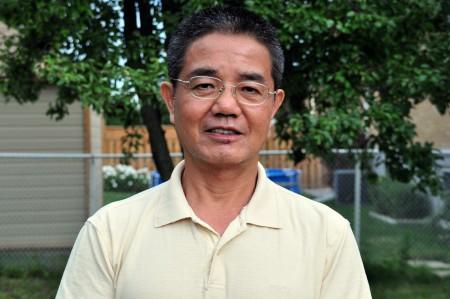 曾任上海市天易律师事务所主任的知名人权律师郭国汀。(周行/大纪元)