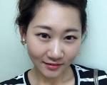 来自北京的华人学生Astrid。(Astrid提供)