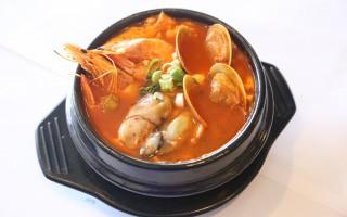 小公洞韓國豆腐煲 式樣全 品味醇厚