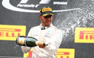 F1奥地利站 梅奔自相残杀 汉密尔顿夺冠