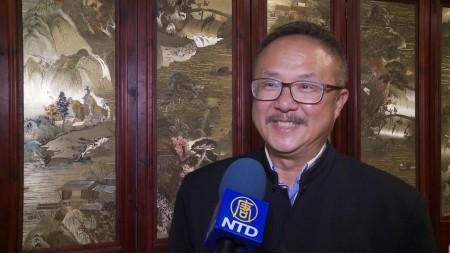魏百宏牧师与李景新医生为医疗集团的共同创办人。图为魏百宏牧师。(刘宁/大纪元)