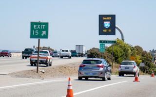 加州建智能通道  助I-80号州际公路减少事故