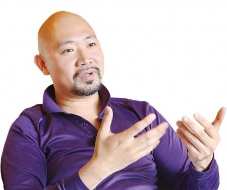 香港指挥家兼钢琴家曾智斌(Jimmy Chiang)接受专访(大纪元)