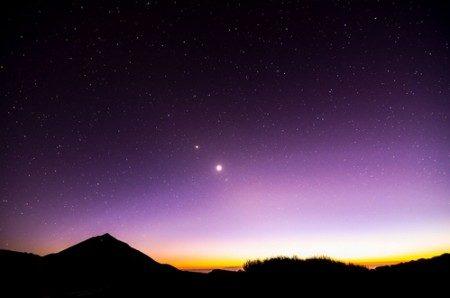 极有可能我们所瞭望的其中几颗星,虽然如此皎亮,但早已不存在了。(fotolia)