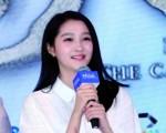 關曉彤以高考和專業課雙第一成績被北京電影學院錄取。(大紀元資料室)