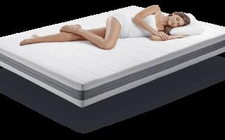 愛維福(airweave)床墊是用超細纖維狀樹脂立體編織而成,安全又舒適。(圖片由airweave提供)