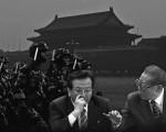 江泽民暗地里策划阴谋,打算除掉胡锦涛。(大纪元合成图)