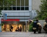慕尼黑槍擊案現場之一奧林匹亞購物中心(Joerg Koch/Getty Images)