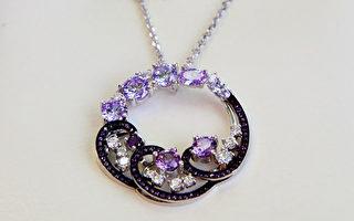 圖為韓國珠寶。(全景林/大紀元)