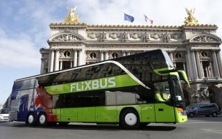 Flixbus跃居大巴龙头 德国铁路压力山大