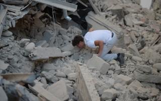 【更新】意大利6.2强震 247死古城变废墟