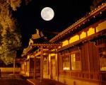月亮  月夜 (摄影:王嘉益  / 大纪元)
