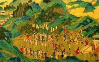 【文史】汉武帝慧眼识人 司马相如献上林赋