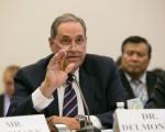美议员质疑国际移植专家跟中共存利益关系