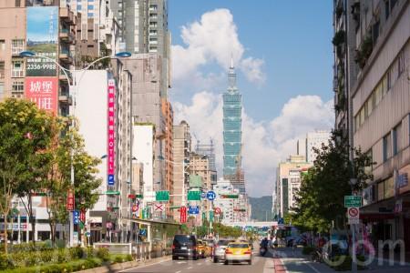 房市買氣持續下探,據內政部統計,今年台北市1~7月買賣移轉棟數已呈現連3年衰退,和2013年房市高點相比跌落五成以上。(陳柏州/大紀元)
