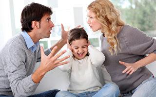 夫妻吵架不仅对孩子不利,也有损健康。(fotolia)