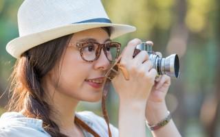 摄影作为爱好,可以传达出你善于定位、有创意、有耐心。(fotolia)
