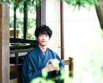 劉以豪受邀為《愛玩客》雜誌赴日本關西拍攝封面。(三立提供)