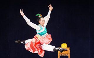 范徽怡從考不上舞蹈班到前進紐約參加複賽